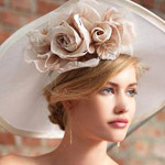 Accessori da sposa: cappello